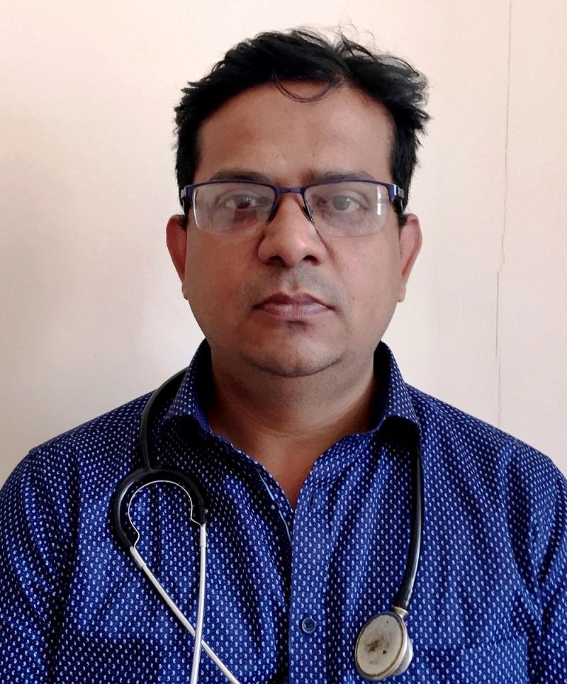 Dr. Satyajit Sundar Ray
