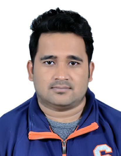Dr Jogesh Kumar Behera