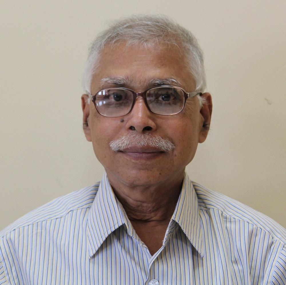 Dr. Padma Charan Sahoo